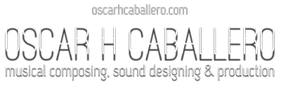 Óscar H Caballero - Official Website